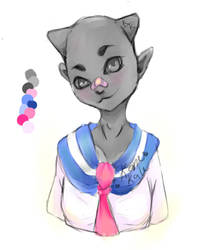 June Original Character by KaneKale