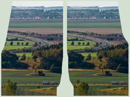 Lower Harz 3D HDR :: Cross Eye by zour