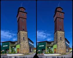 Ziegenkopf bei Blankenburg 3D by zour