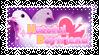 hatoful boyfriend (okosan) stamp by sjwmiku