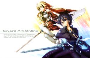 Sword Art Online by freezeex