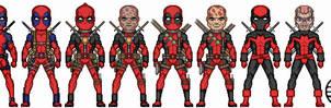 Pixel Deadpool by Nez99