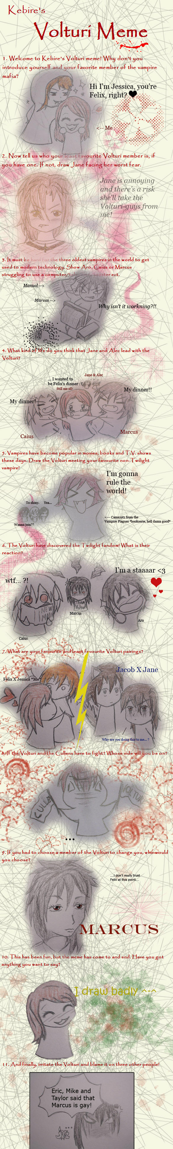 Volturi Twilight Meme By Huntball On Deviantart