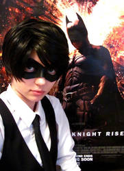 Robin and the Dark Knight rises by Senkou000