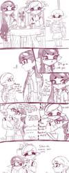 Squid Sisters :Growing Up: by kiraradaisuki