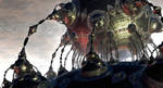 War of the Worlds by Spaghettitrain