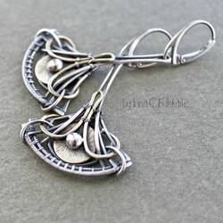 Geiko Earrings by taniri
