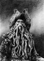 Davy Jones by ozgurcanartan