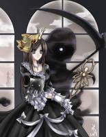 . Chaos princess . by hizuki24