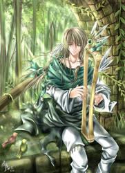 .Memoria of the Forest. by hizuki24