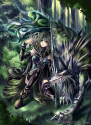 Forest keeper by hizuki24