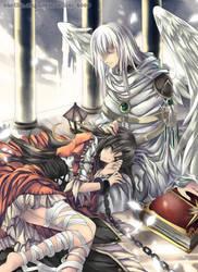 Angels shrine by hizuki24