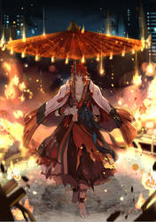 THE GLOAMING by hizuki24