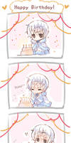 Happy Birthday__oops by hizuki24
