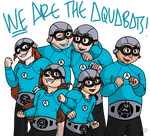 We Are the Aquabats! by KatieFitness