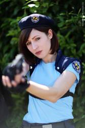Jill Valentine - RE #6 by BileaNOX
