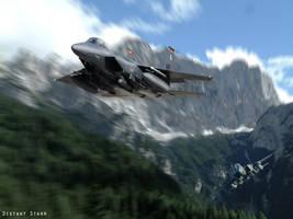 Brawny Eagles by Distantstarr