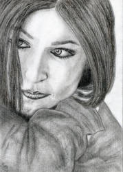 Tarja Turunen portrait by MatieTR