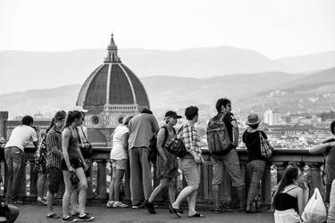 Duomo View by Elssa