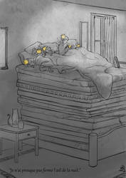 Le petit poucet au petit pois by Little-Endian