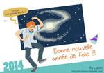 [Leaves] Bonne annee de folie by Little-Endian