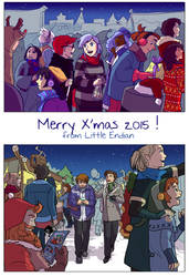 Xmas2015 ! by Little-Endian
