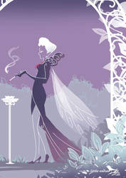 My queen fairy by Little-Endian