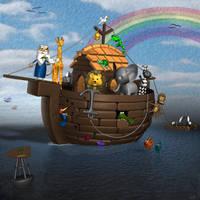 Ark by jsgknight