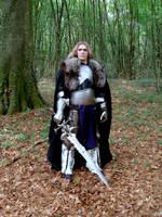 Arthas as Death Knight - 1st step by Carancerth