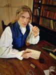 Lestat, the brat Prince by Carancerth