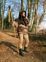More Work ? - Warcraft Peasant by Carancerth