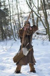 Rahan - Winter- Wild Hunt by Carancerth