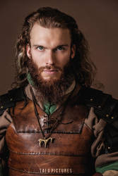 People of Rohan - Rohirrim Cosplay LOTR by Carancerth