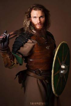 Rohirrim Warrior - Rohan LOTR Cosplay Middle earth by Carancerth