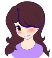 i'm sad so i drew more jaiden to feel better by ScarletHeartArts