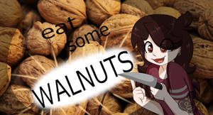 Walnut Activist Jaiden by ScarletHeartArts