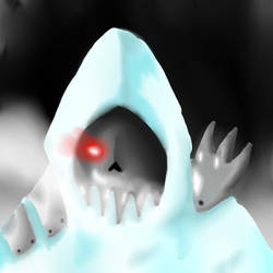 Frost Reaper by SirBuddhaSnacks