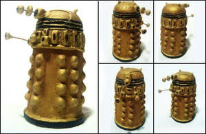 Dalek from Doctor Who by Mimosaww