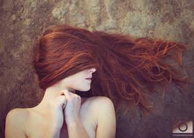 Red Waves by Vanna-Noel