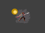 That spear guy by RaghavAT