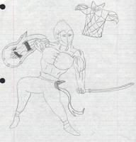 swordman by sebhtml