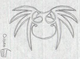 Symbolic bird by sebhtml