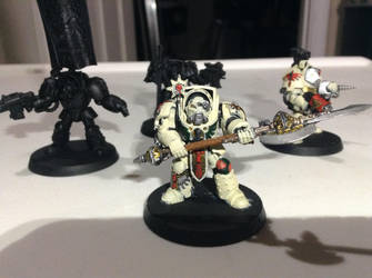 DeathWing Command Squad WIP 2 by Genobee