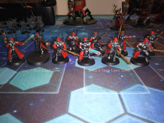 Skitarii Rangers by Genobee