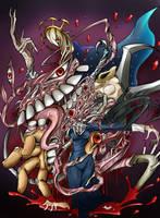 Nightmare Legion by kuzusanpai