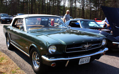 1965 Ford Mustang by ScottEquus91
