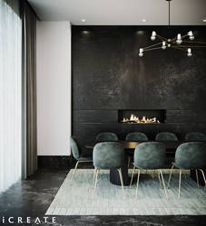 Fireplace by Jonathan-Davies