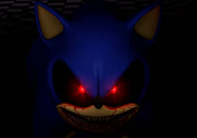 Sonic.exe: ''I am..'' by GuardianMobius