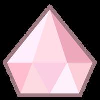 Pink Diamond Gem by idooley