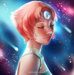 Pearl by artsbycarlos
